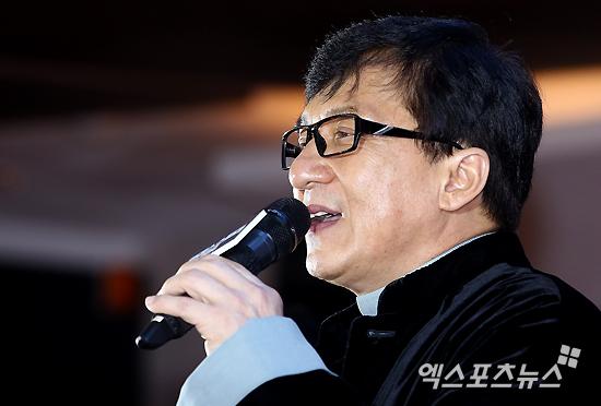 성룡 ⓒ 엑스포츠뉴스 DB