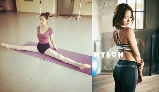 배우 강소라와 가수 겸 배우 한그루가 볼륨감 넘치는 몸매로 관심으로 모으고 있다. ⓒ 강소라 인스타그램, 나일론