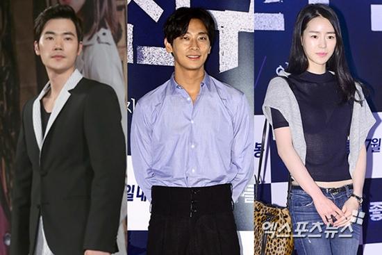 영화 '간신'에 김강우, 주지훈, 임지연 등이 캐스팅 됐다. ⓒ엑스포츠뉴스DB