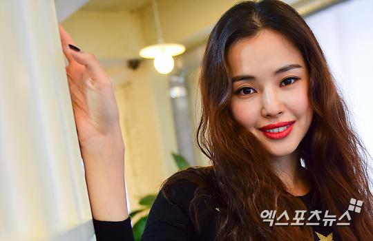 '타짜-신의 손' 배우 이하늬 ⓒ권태완 기자