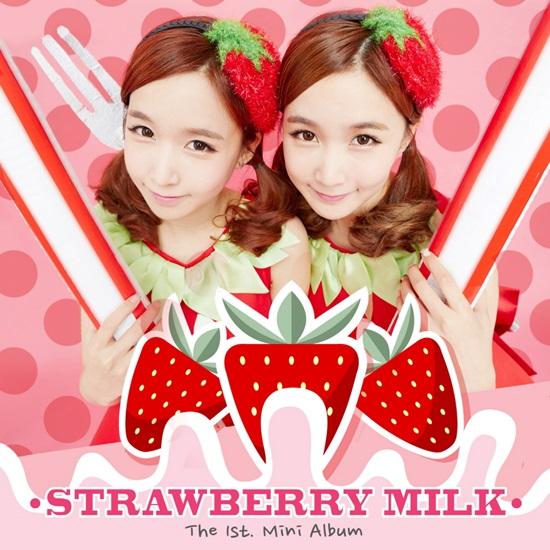 딸기우유 ⓒ 크롬엔터테인먼트