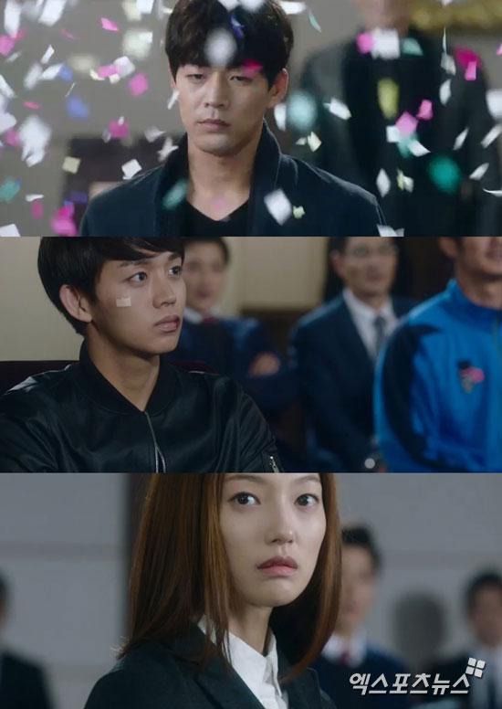 '라이어게임' 이상윤이 2라운드에서 승리했다. ⓒ tvN 방송화면 캡처