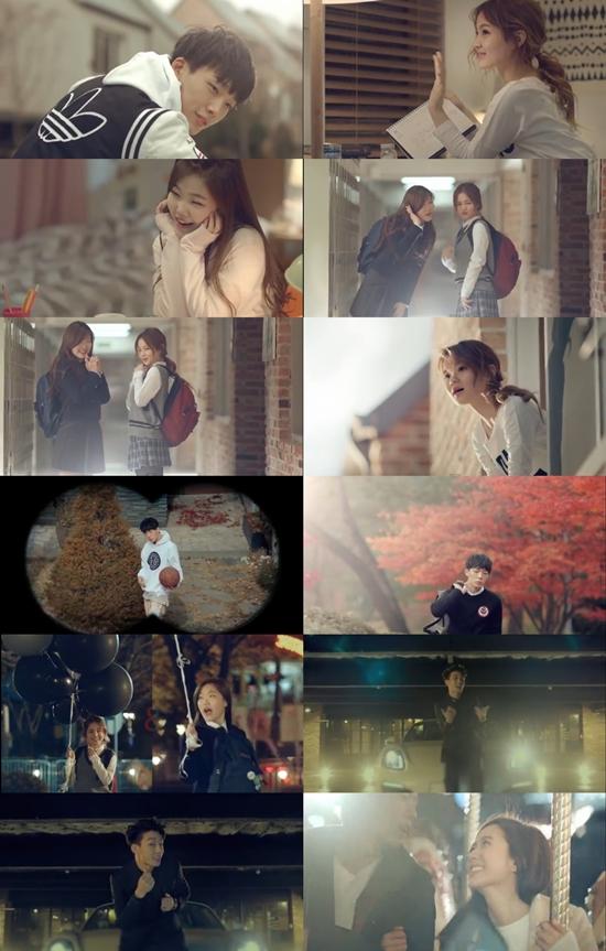 '나는 달라' 뮤비 ⓒ 뮤직비디오 캡처