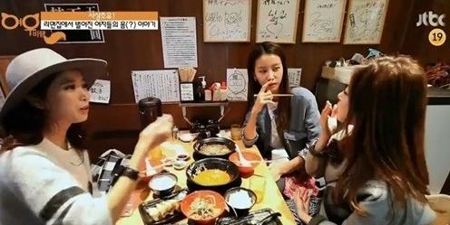 '여우비행' 레이디제인이 몸으로 하는 건 다 잘한다고 밝혔다. ⓒ JTBC 방송화면