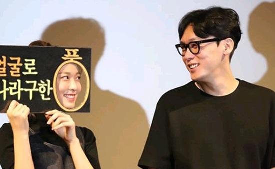 [★해시태그] '안시성' 설현·박병은, 다정함 가득 무대인사 인증샷