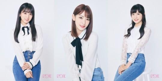 [공식입장] 아이즈원 日멤버 3인, AKB48 활동 중단