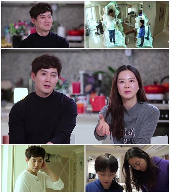 '모던 패밀리' 류진♥이혜선, 양보없는 기 싸움 '외모 순위 4위vs어르...