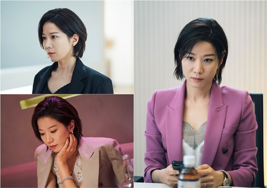 """Search:WWW"" the first cut of pictures Jeon Hye Jin was released"