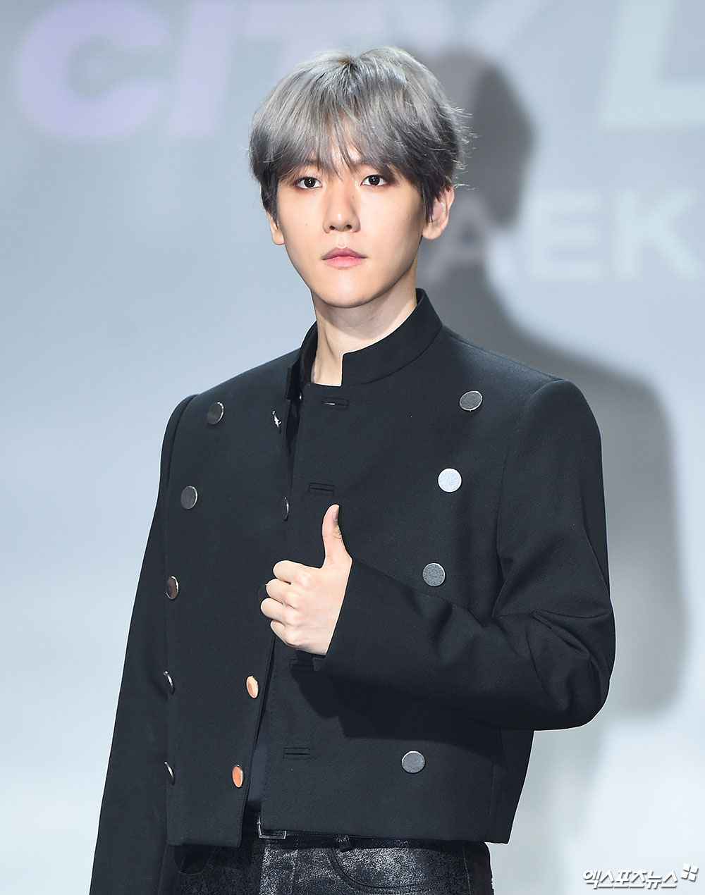 DAILYEXO — Baekhyun - 190710 'City Lights' Listening Session