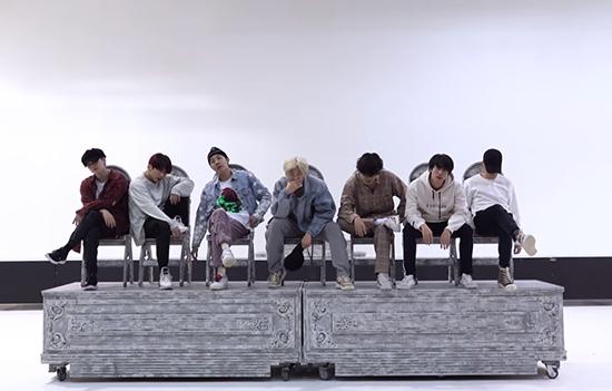 방탄소년단, '2019MMA' 버전 '디오니소스' 연습 영상 공개 [영상]