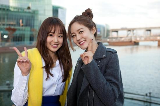 손연재, 성유리 ⓒ SBS
